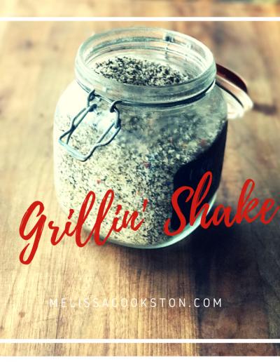 Grillin' Shake Seasoning Blend