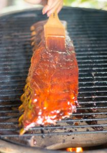 glazing ribs