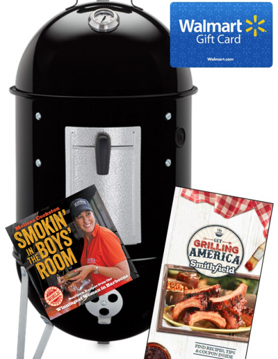 BBQ Giveaway Sept 20-24, 2017!