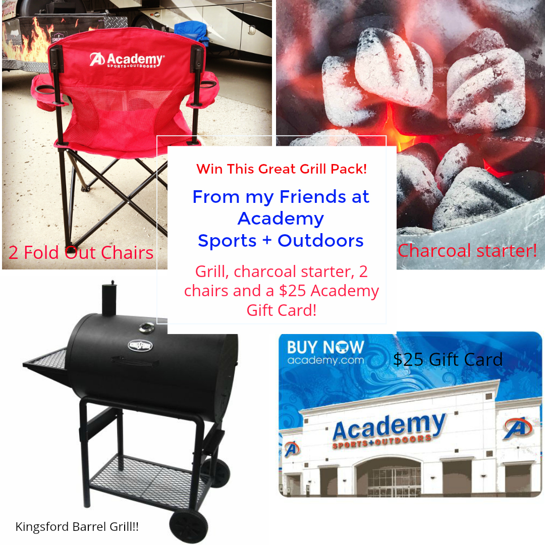 Melissa's Academy Sports + Outdoors Giveaway Oct 11-15! - Melissa ...