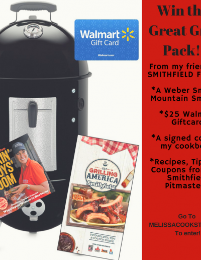 Smokin' with Smithfield Giveaway Oct. 18-22
