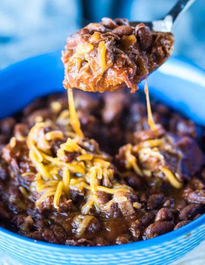 Brisket Chili in the Instant Pot