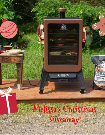 Melissa's and Pit Boss Grills' Christmas Giveaway!