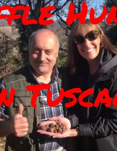 Truffle Hunting in Tuscany Video!!!