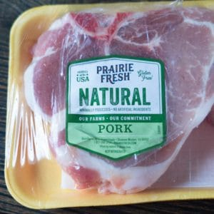 prairie fresh pork porterhouse