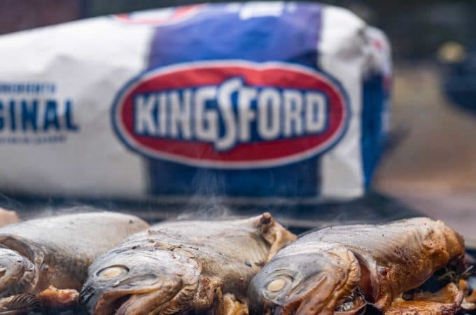 kingsford smoked trout