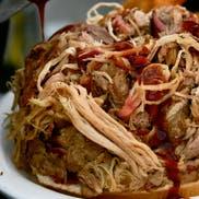 Melissa Cookston's Pulled Pork