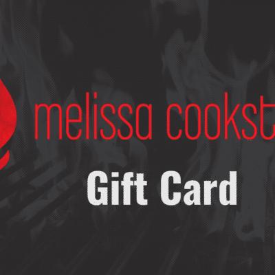 Melissa Cookston Gift Card