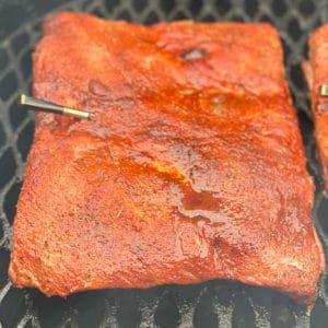 short ribs smoked